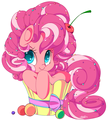 Pinkie Cupcake Pie