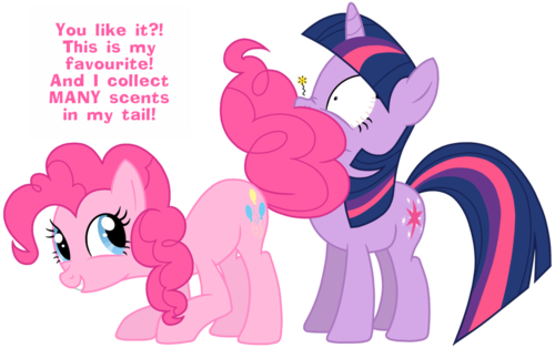 Pinkie Pie's Tail