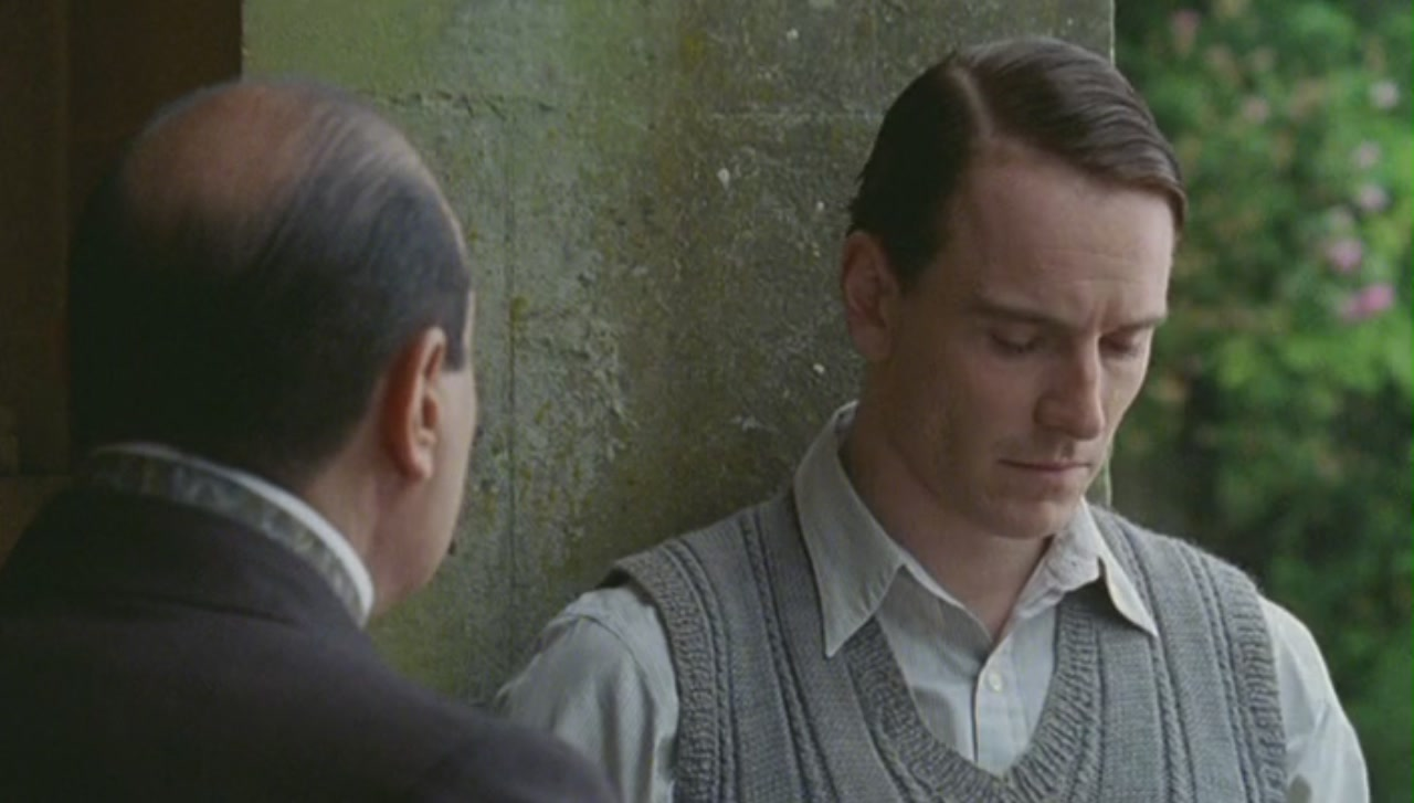 Poirot: After The Fune... Michael Fassbender