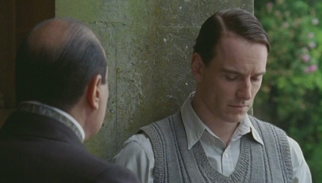 Poirot: After The Funeral - Michael Fassbender Image ... Michael Fassbender