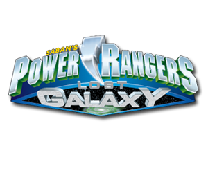 Power Rangers lost Galaxy logo