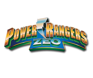 Power Rangers Zeo logo