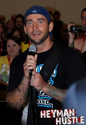 Punk crashes Comic-Con 2011