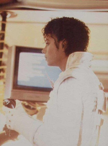 RARE Michael Jackson Captain EO