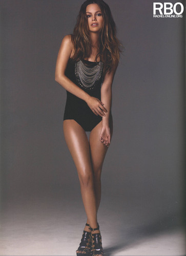 Rachel Bilson wallpaper possibly containing a leotard, tights, and a bustier called Rachel The Beauty Book For Brain Cancer