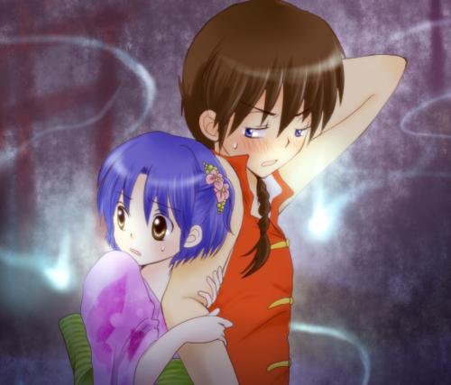 Ranma 1 2 _ Ranma Saotome & Akane Tendo ( love)