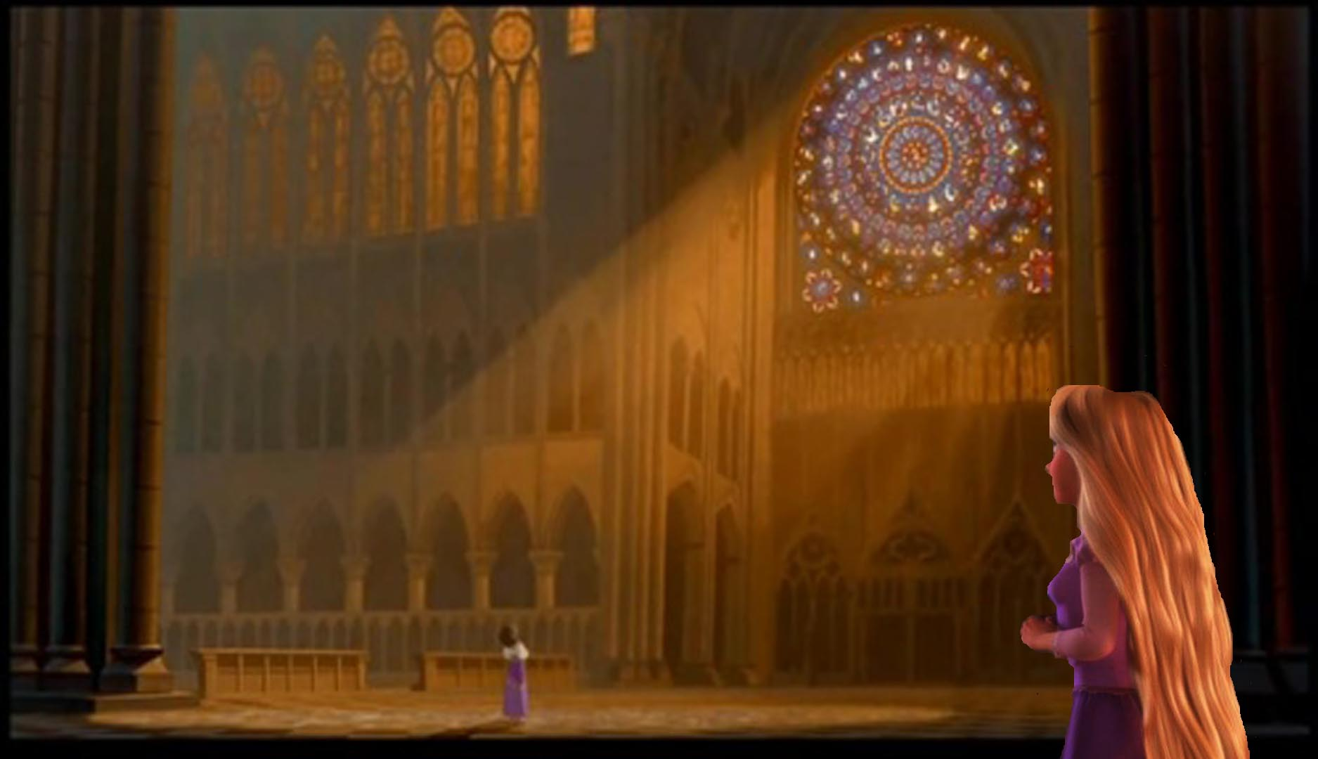 The Hunchback of Notre Dame & Tangled images Rapunzel ...