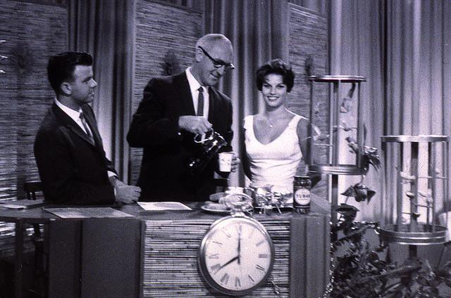 Raquel Welch-Circa 1958 KFMB