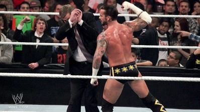 Raw 16th January 2012