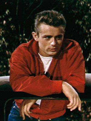 James Dean wallpaper called Red Jacket