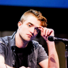 Robert Pattinson photo probably with a concert entitled Rob Icons <3
