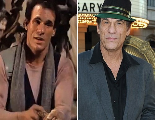 "Robert Davi as ""Jake Fratelli"""