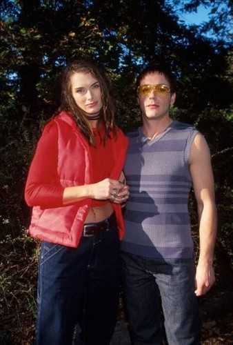Robert Downey Jr. And Brooke Shields