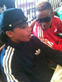 Roc Royal &amp; Prodigy :) - mindless-behavior screencap
