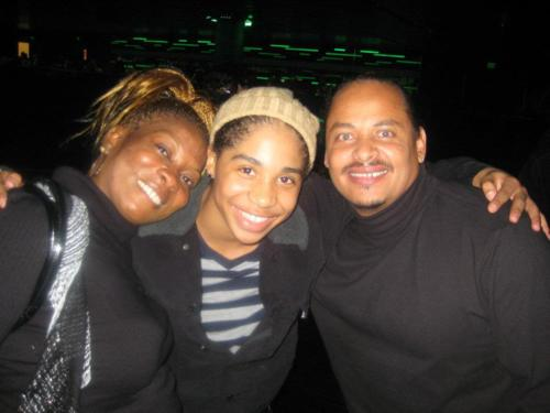 Roc Royal's Mom & Dad :)