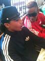 Roc Royal with Prodigy :) - roc-royal-mindless-behavior screencap