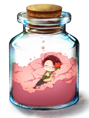 Roddy in a jar~