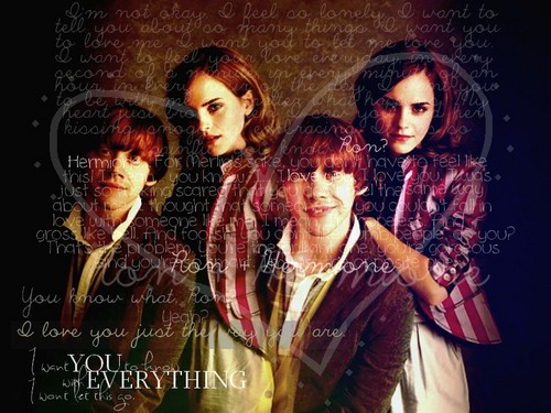 Romione wallpaper