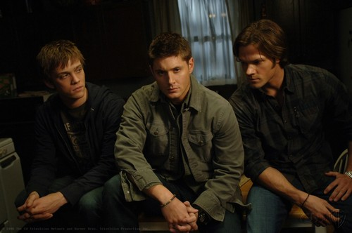 Sam, Dean And Adam Winchester