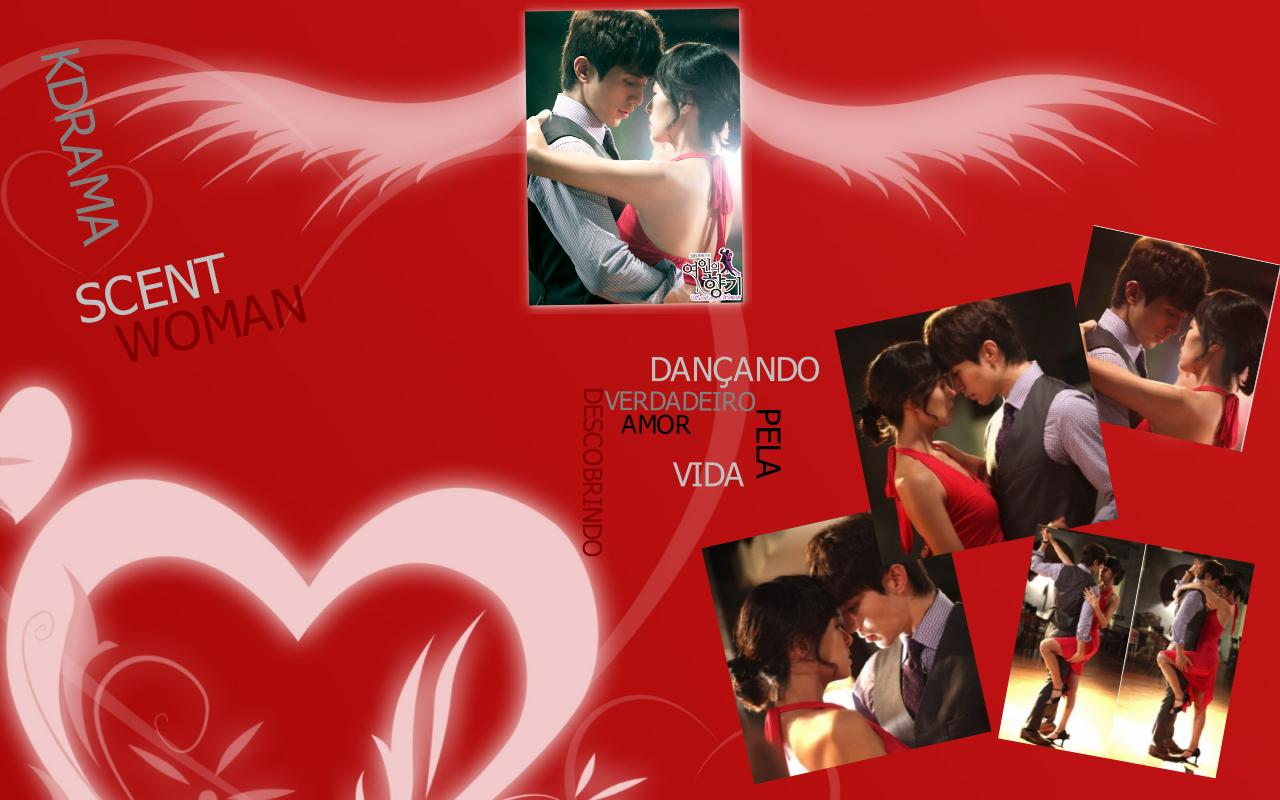Scent of a Woman Wallpaper