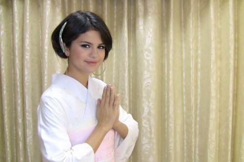 Selena in Japan!