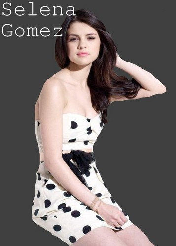 Selena Gomez wallpaper probably containing a leotard, a bustier, and tights titled SelenaGomezPosters