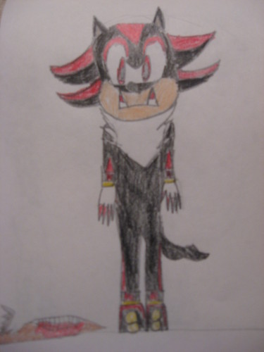 Shadow as a Monster!