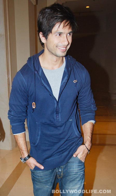Shahid Kapoor Shahid Kapoor at the Pioneer product launch event