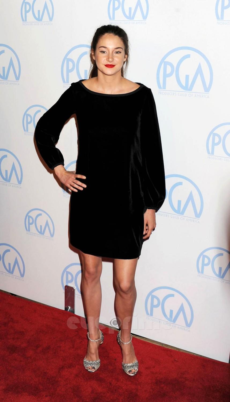 Shailene Woodley: 23rd Annual