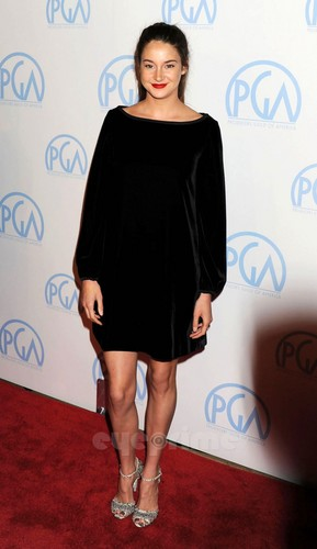 Shailene Woodley: 23rd Annual Producers Guild Awards