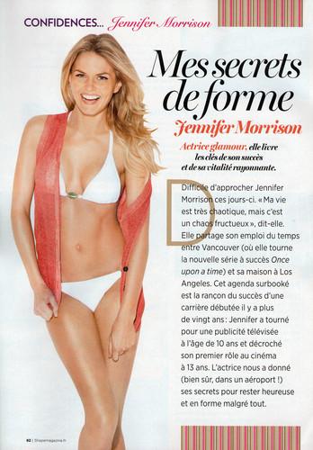 Shape Magazine [February, March 2012]