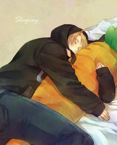 Sleepin' With A Carrot