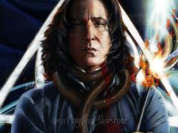 Severus Snape achtergrond titled Snape's death