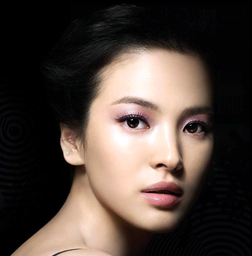 Make Up Wedding Natural Korea : Song Hye Kyo - Korean Actors and Actresses Photo (28556281 ...