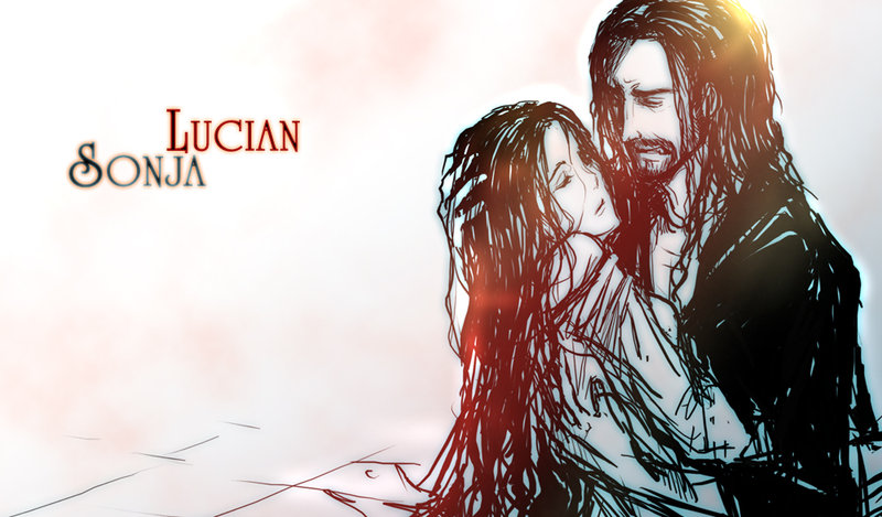 Sonja & Lucian images Sonja and Lucian wallpaper and ...