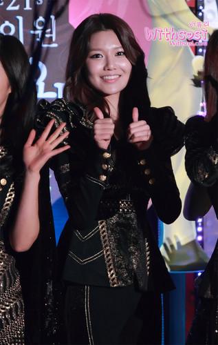 Sooyoung @ Seoul muziki Awards