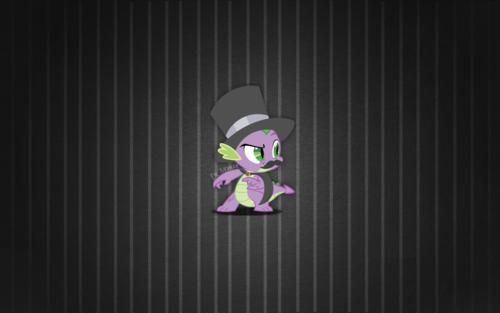 Spike kertas dinding