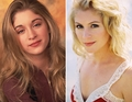 Staci Keanan as Dana Foster - step-by-step photo