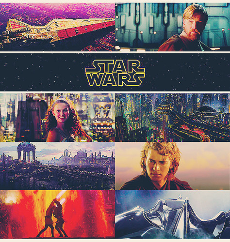estrela Wars: Revenge of the Sith