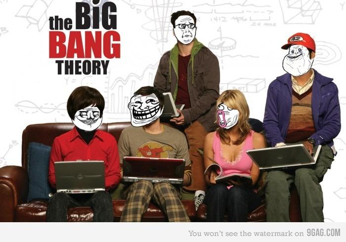 Big Bang Theory Fan Art