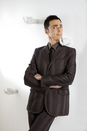 TV Guide Magazine Cover Shoot (2010) - jim-parsons Photo