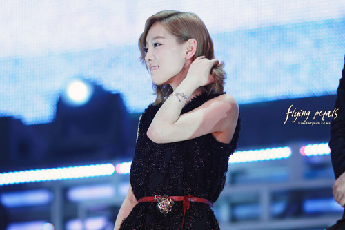 Taeyeon @ Dramatic Live 'Athena' konser