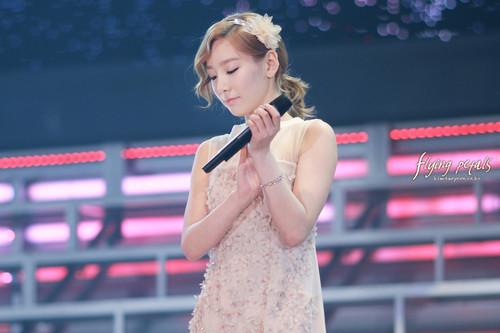 Taeyeon @ Dramatic Live 'Athena' کنسرٹ