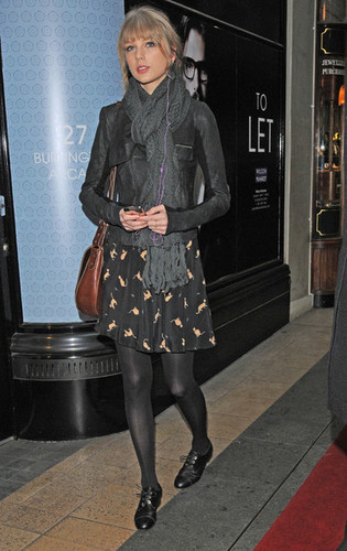 Taylor rápido, swift Shops in Londres