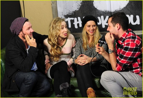 Teresa Palmer: Sundance with Scott Speedman!