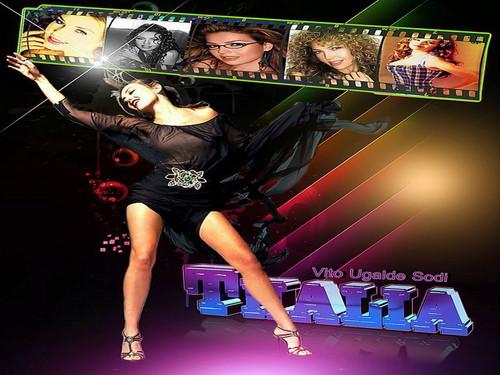 Thalia wallpaper called Thalia