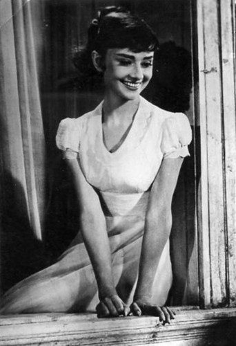 The Lovely Audrey