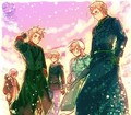 The Nordics - hetalia-nordic-countries photo