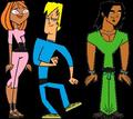 The best alliance ever - total-drama-island fan art