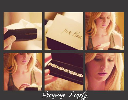 The bracelet♥
